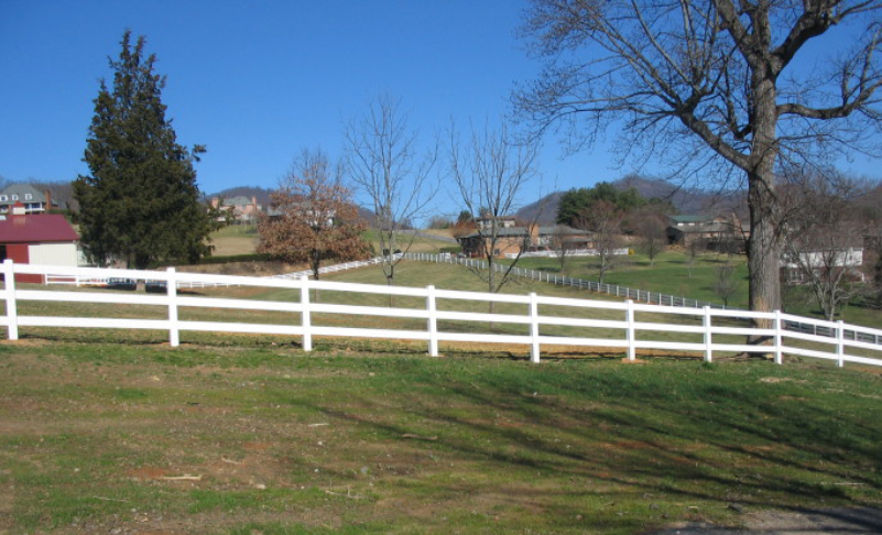 pvc vinyl fence three rail ardmore pa 19003